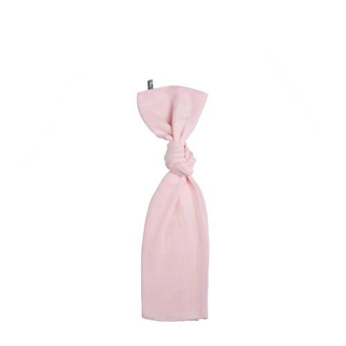 Baby's Only Swaddle hydrofiel doek 120x200 cm classic roze kopen