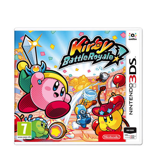 Kirby Battle Royale (Nintendo 3DS) kopen
