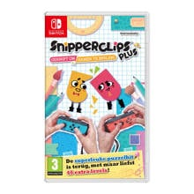 Snipper Clips Plus (Nintendo Switch)