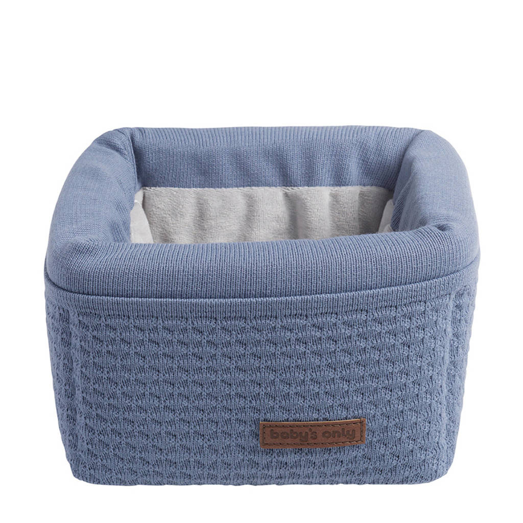 Baby's Only Cloud commodemandje indigo, Indigo