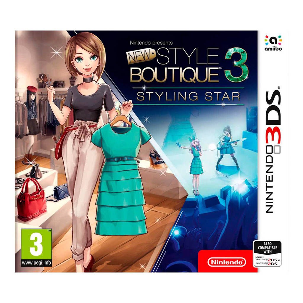 New Style Boutique 3 (Nintendo 3DS)