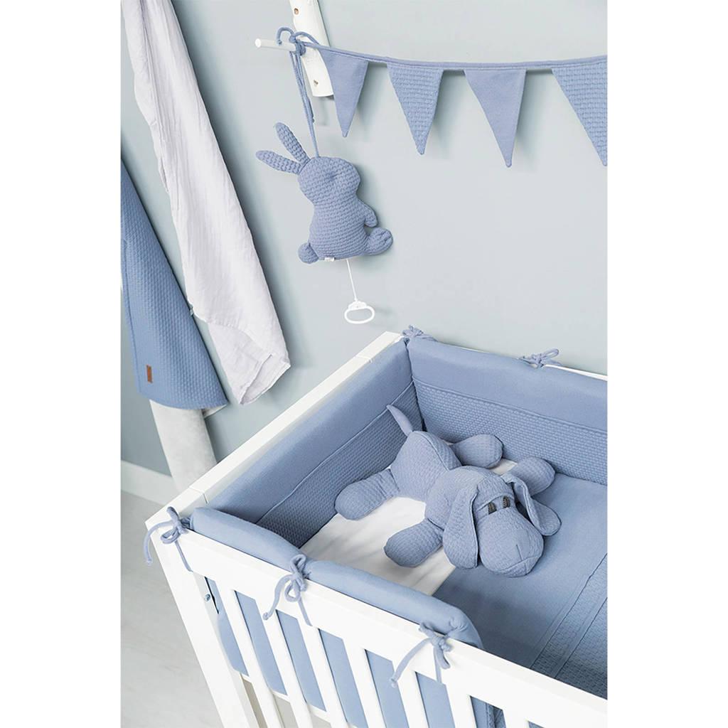 Baby's Only Cloud dekbedovertrek 100x135 cm indigo, Indigo
