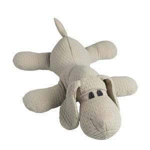 Cloud hond olive knuffel 40 cm
