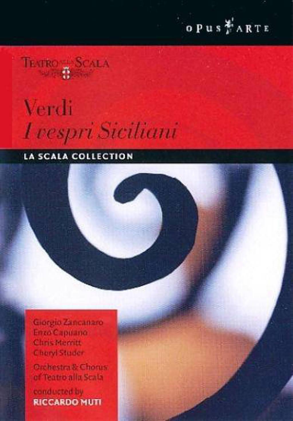Giorgio Zancanaro - I Vespri Siciliani (DVD)