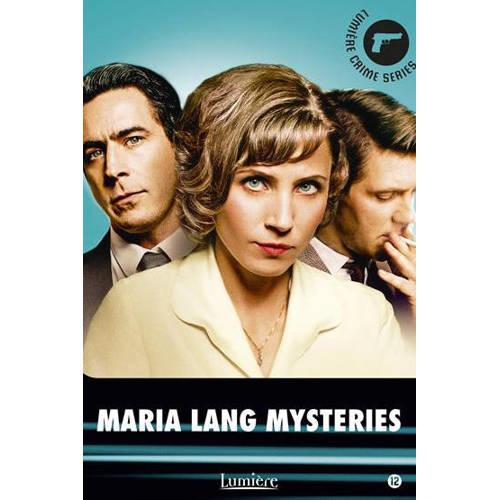 Maria Lang mysteries (DVD) kopen