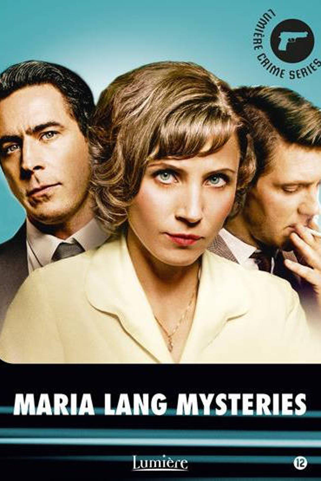 Maria Lang mysteries (DVD)