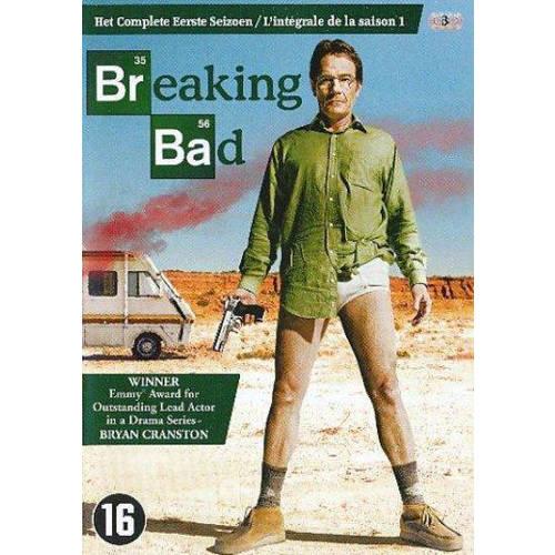 Breaking bad - Seizoen 1 (DVD) kopen