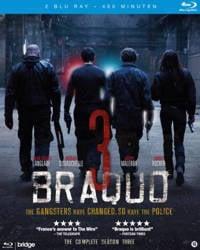 Braquo - Seizoen 3 (Blu-ray)