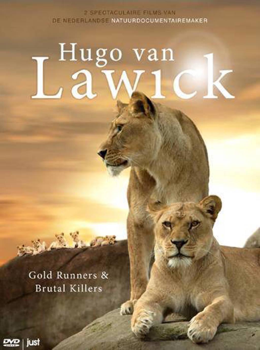 Van Lawick - Gold runners & brutal killers (DVD)