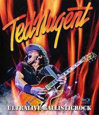 Ted Nugent - Ultralive Ballisticrock (Blu-ray)