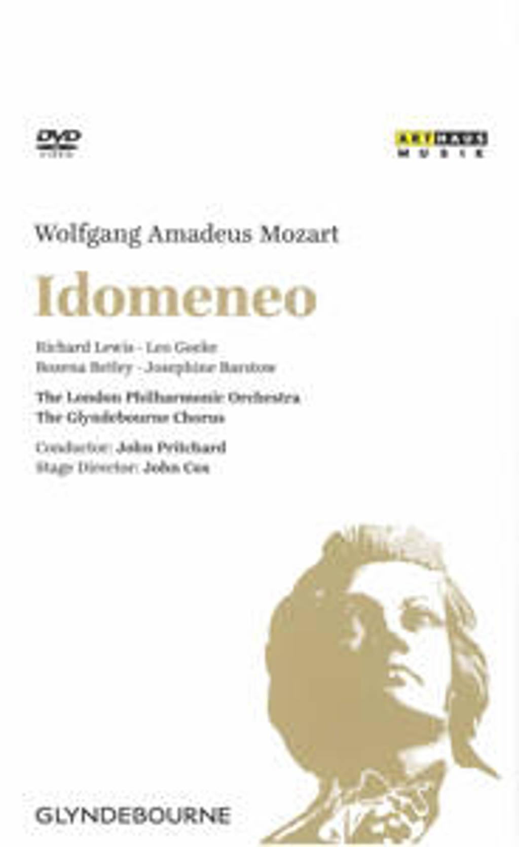 Lewis,Goeke,Betley - Idomeneo, Glyndebourne 1974 (DVD)