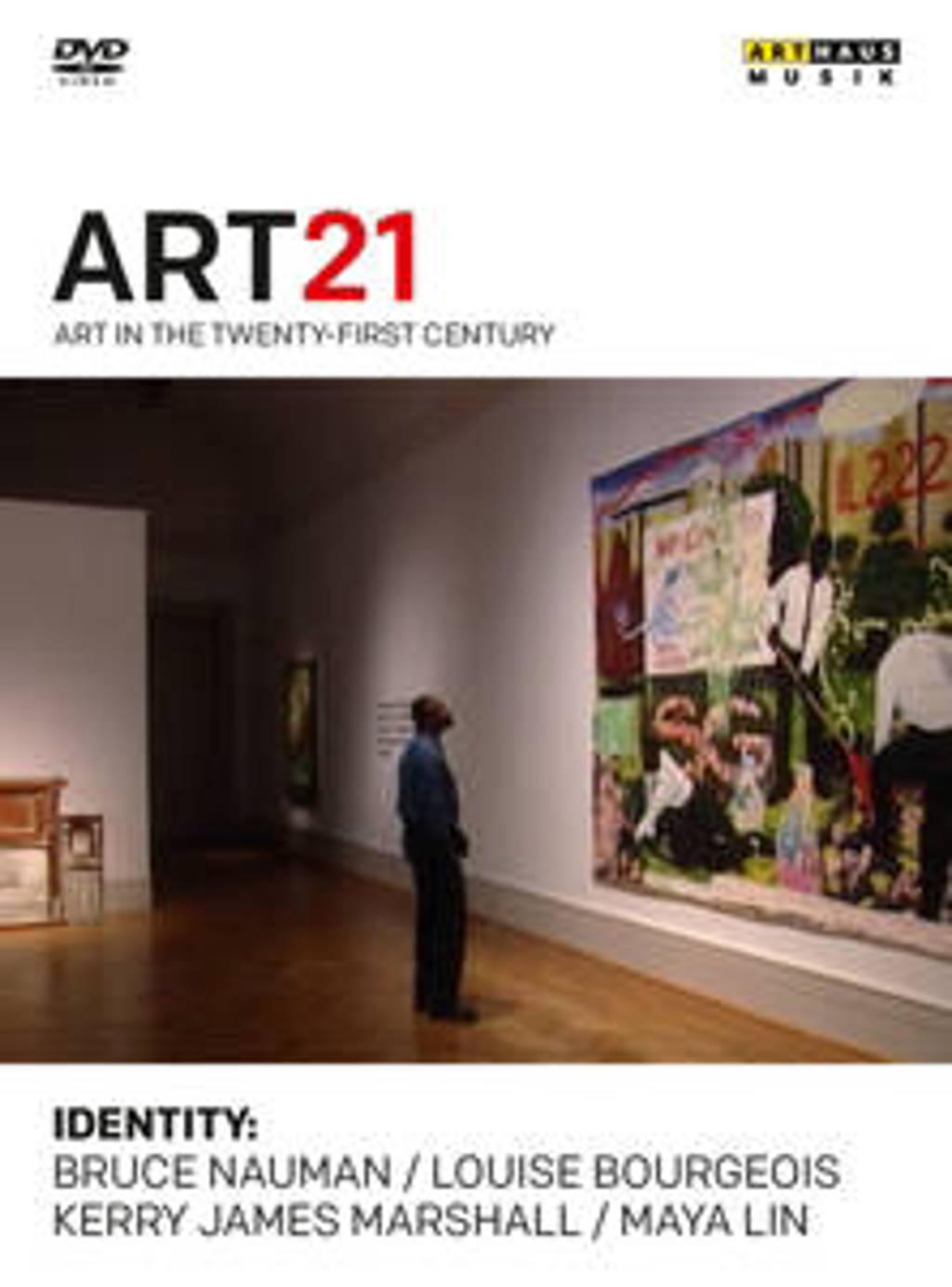 Nauman, Marshall, Bourgeois, Lin - Art 21, Identity, Nauman, Marshall, (DVD)