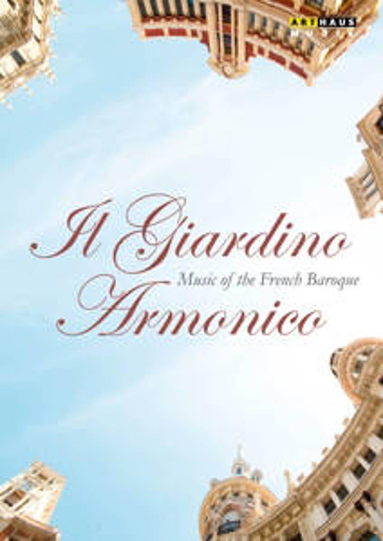 Antonini,Pianca,Onofri,Chielmi - Il Giardino Armonico, Music Of The (DVD)