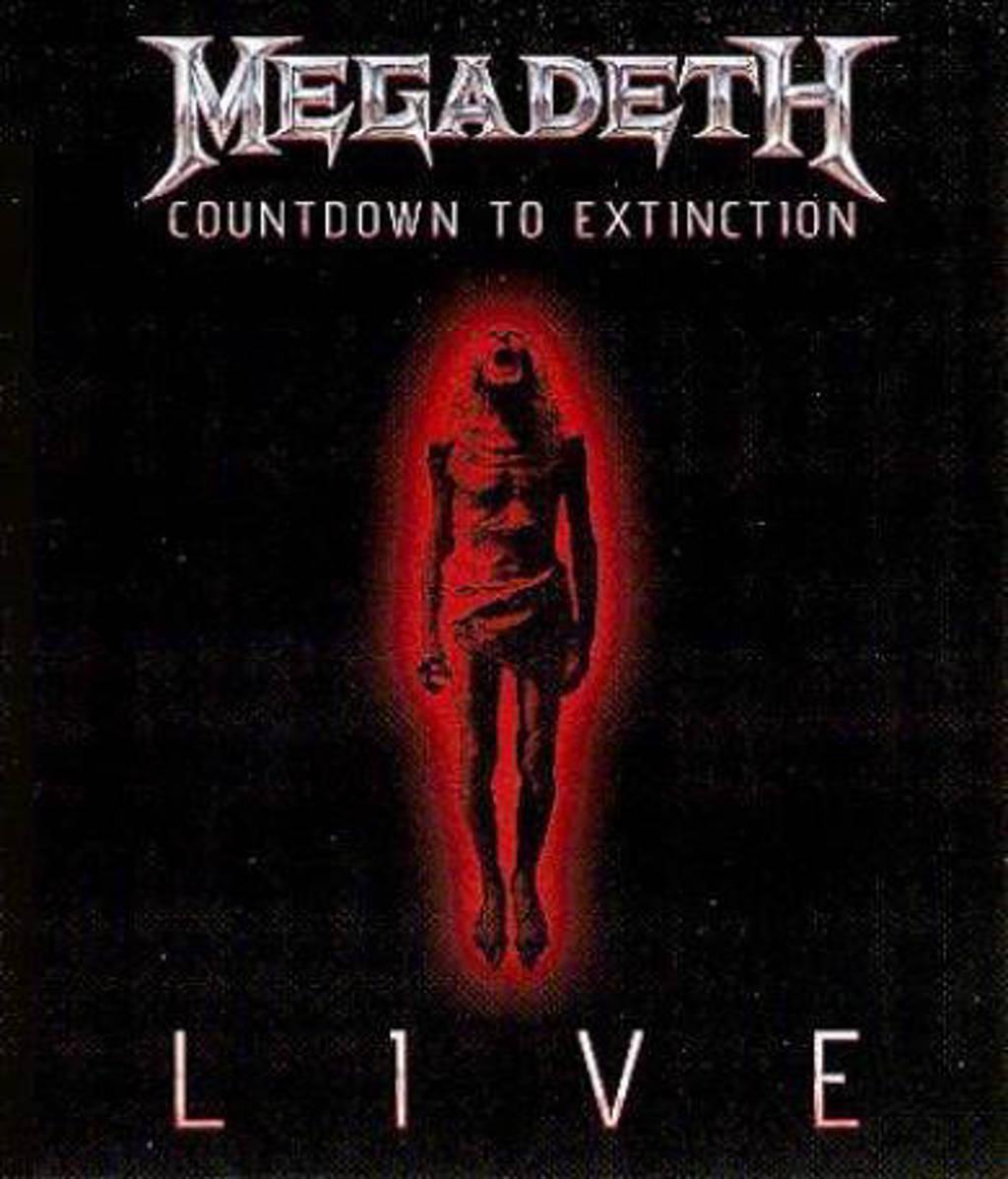 Megadeth - Countdown To Extinction: Live (Blu-ray)