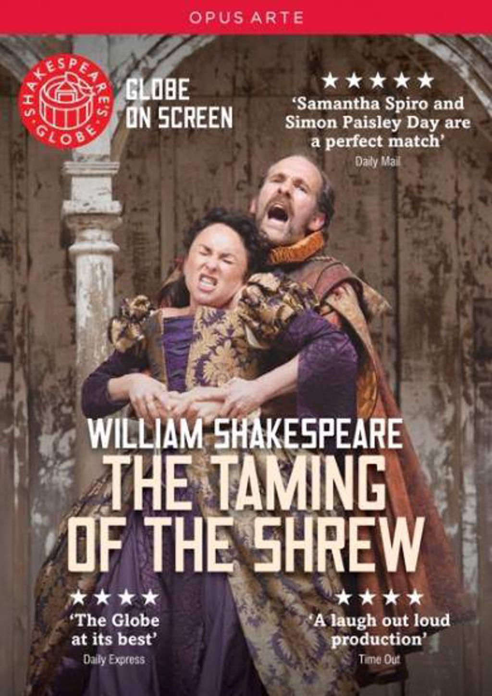 Various - Shakespeare - Taming O.T. Shrew (DVD)