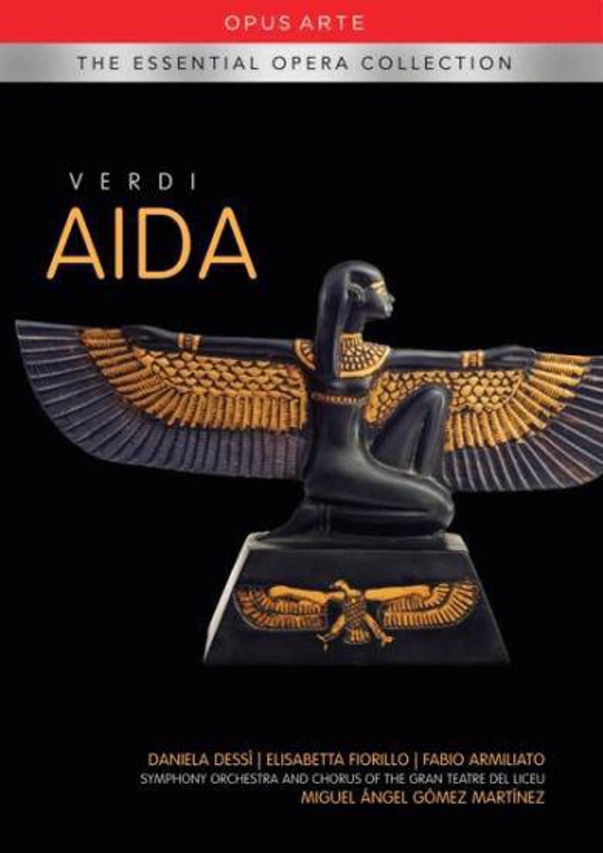 Gran Teatre Del Liceu Chorus & Orch - Aida (Liceu) (DVD)