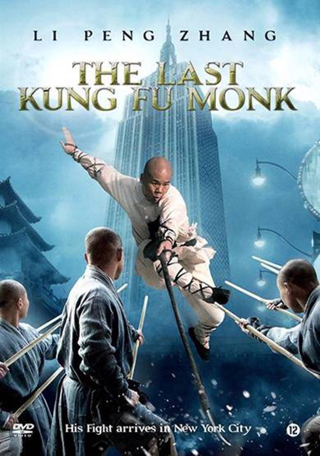 Last kung fu monk (DVD)