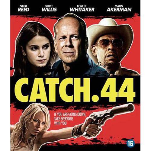 Catch 44 (Blu-ray) kopen