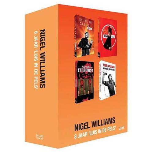 Nigel Williams - 8 Jaar Luis In De Pels (DVD) kopen