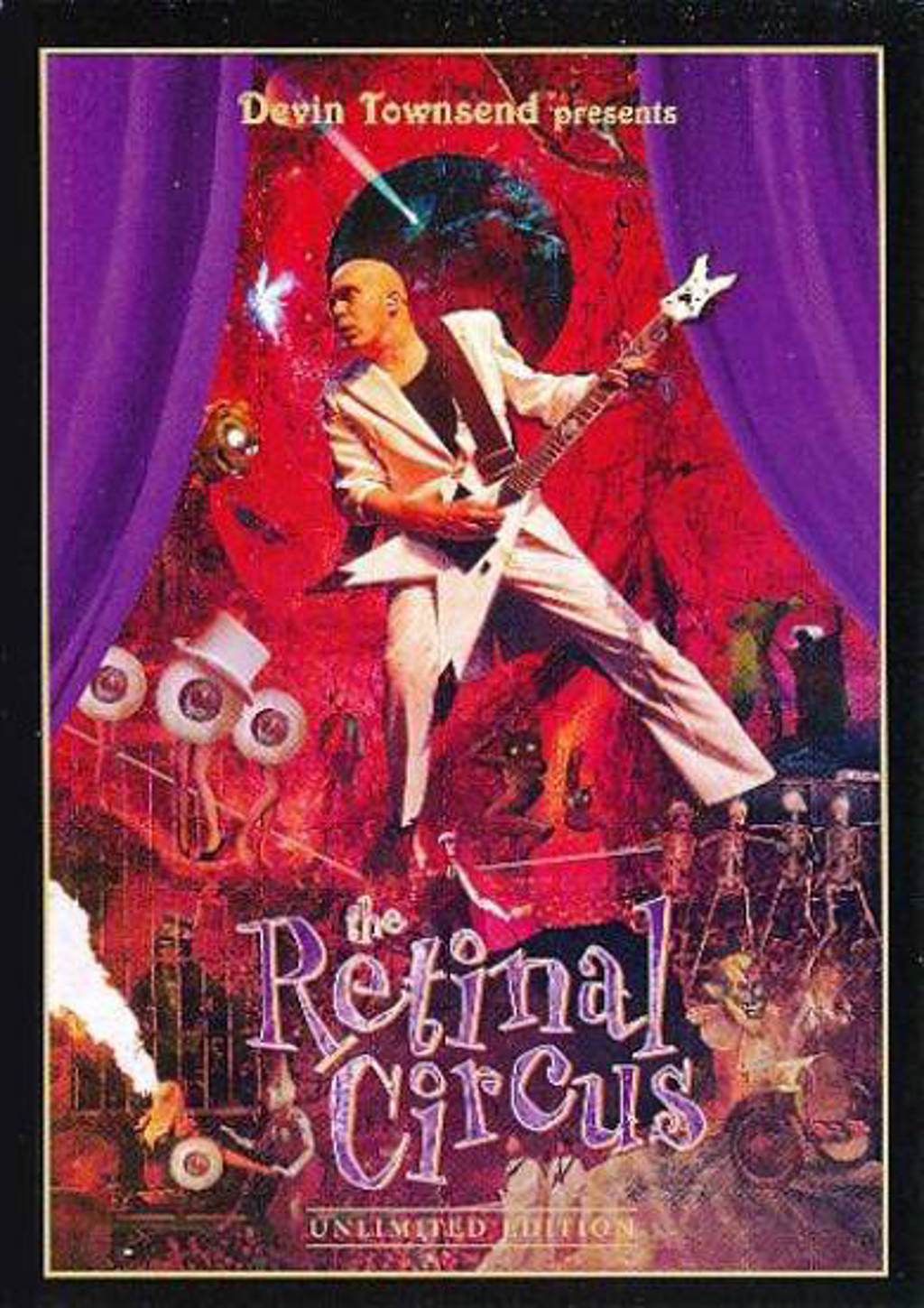 Devin Townsend Project - The Retinal Circus (DVD)