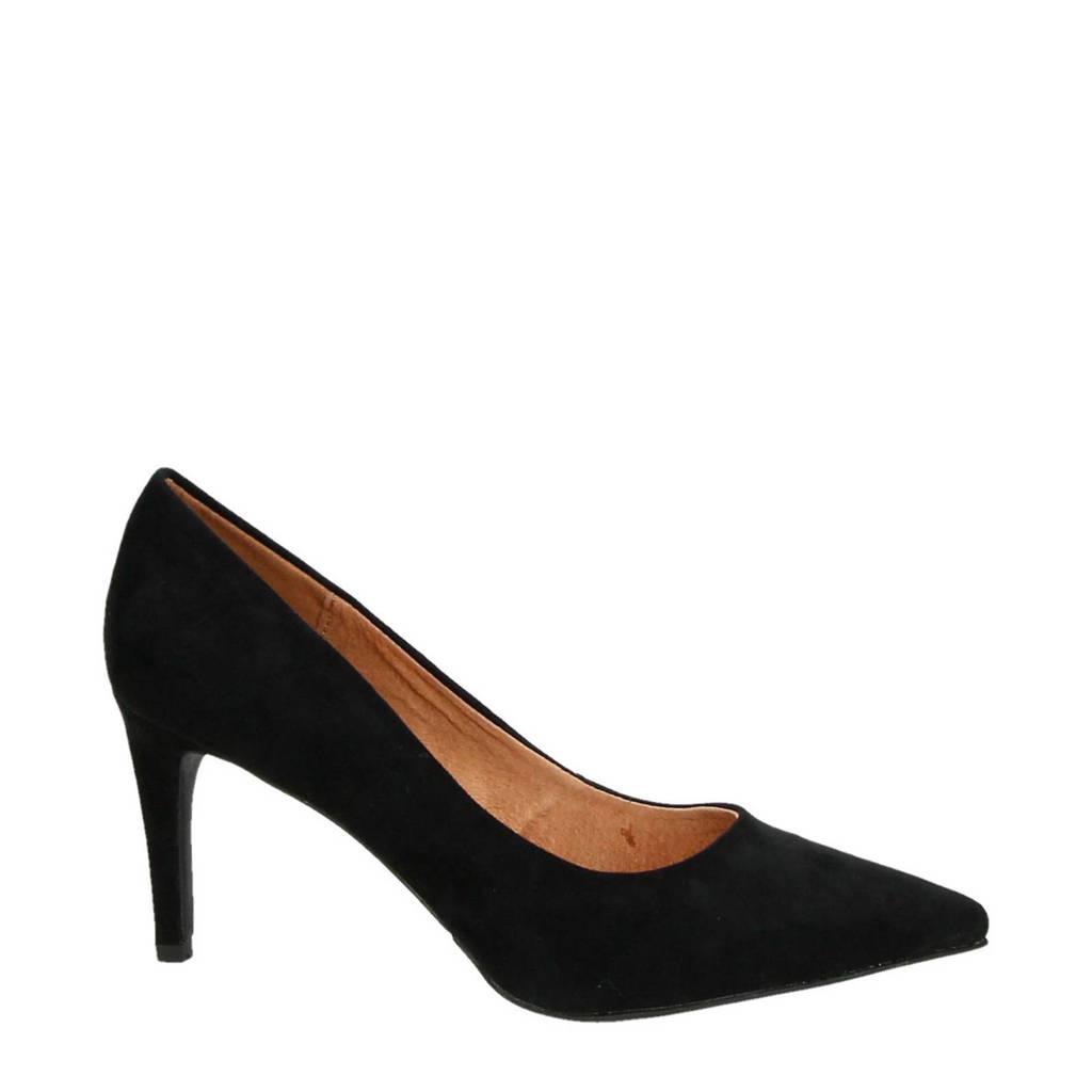 La Strada pumps zwart, Zwart