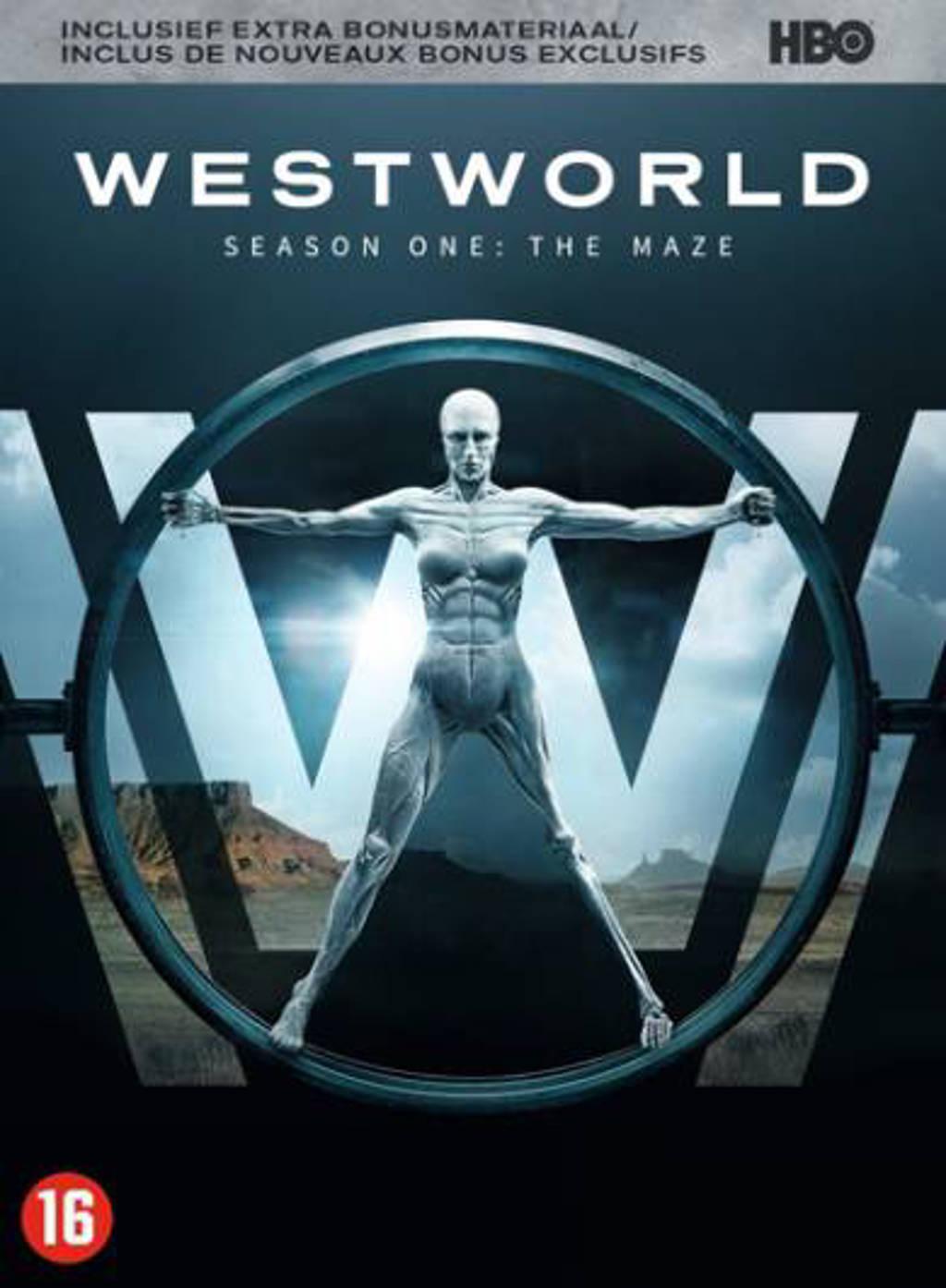 Westworld - Seizoen 1 (Limited edition) (DVD)