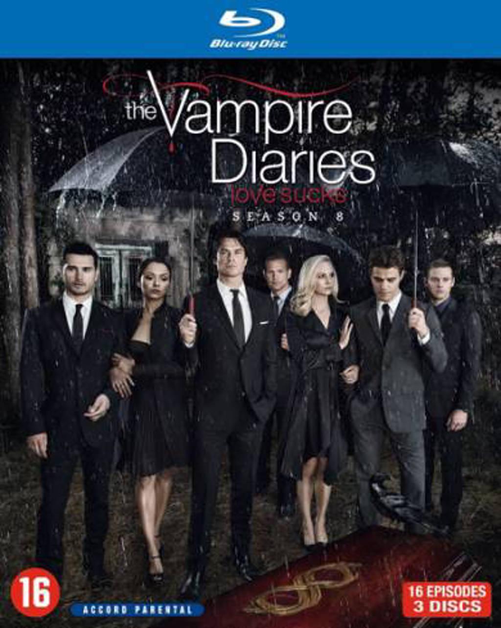 Vampire diaries - Seizoen 8 (Blu-ray)