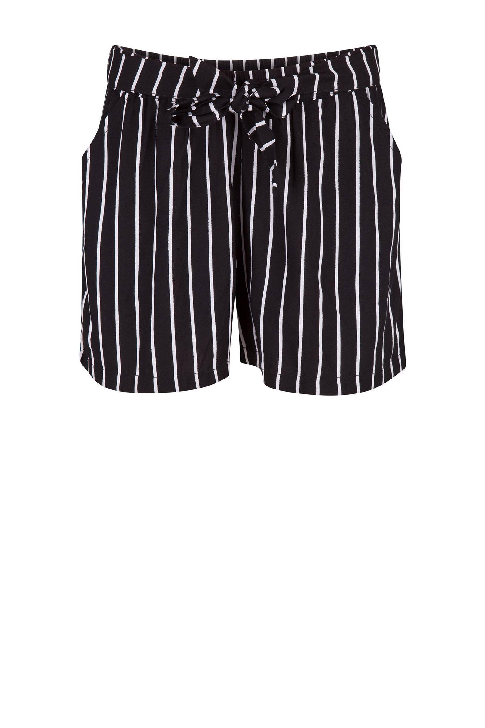 Ongekend WE Fashion gestreepte korte broek | wehkamp XG-68