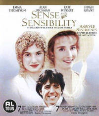 Sense and sensibility (Blu-ray)