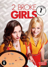 2 broke girls - Seizoen 1 (DVD)