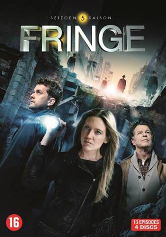 Fringe - Seizoen 5 (DVD)