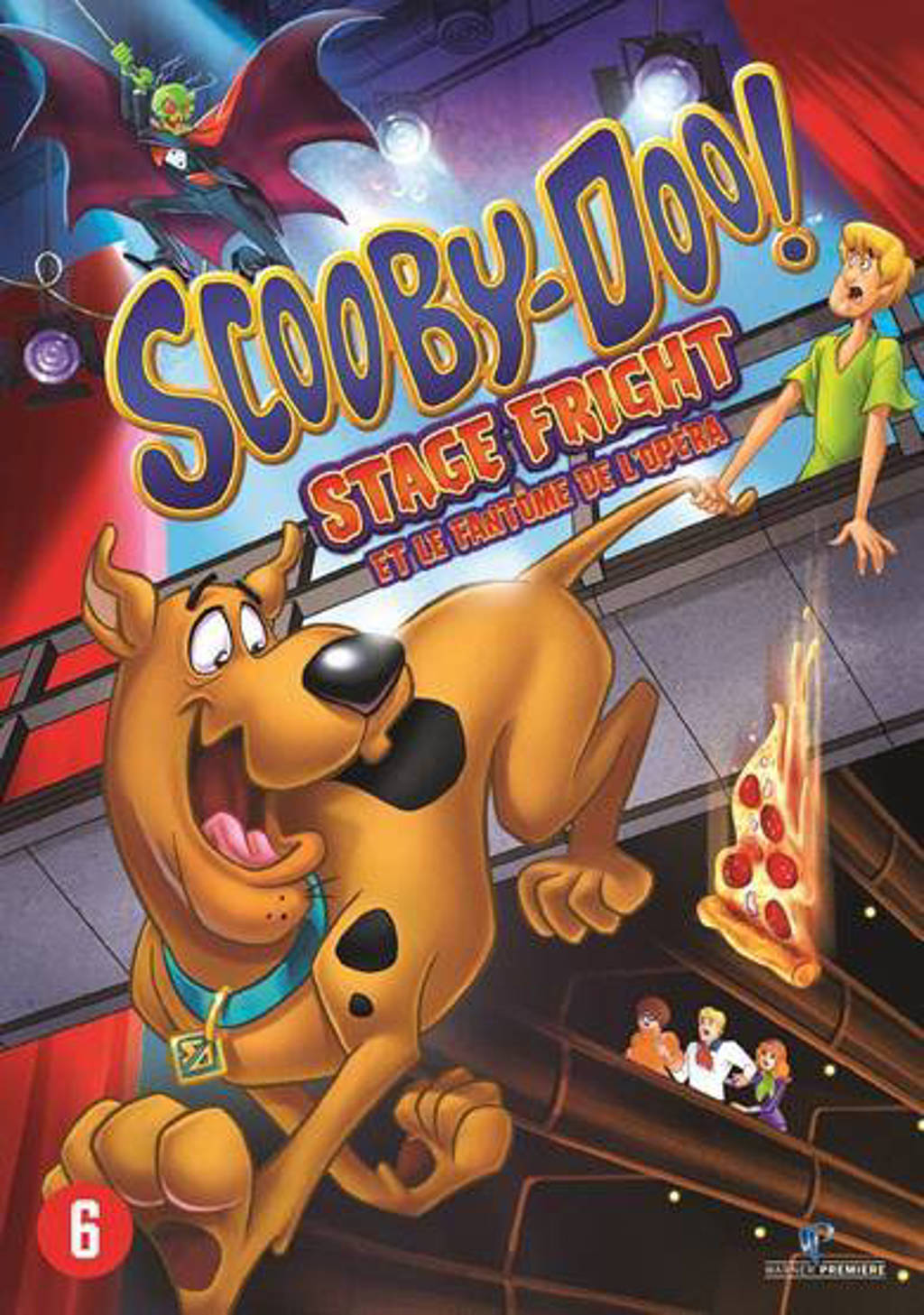 Scooby Doo - Stage fright (DVD)