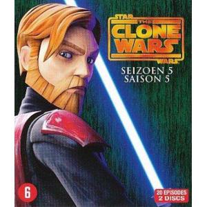 Star wars clone wars - Seizoen 5 (Blu-ray)