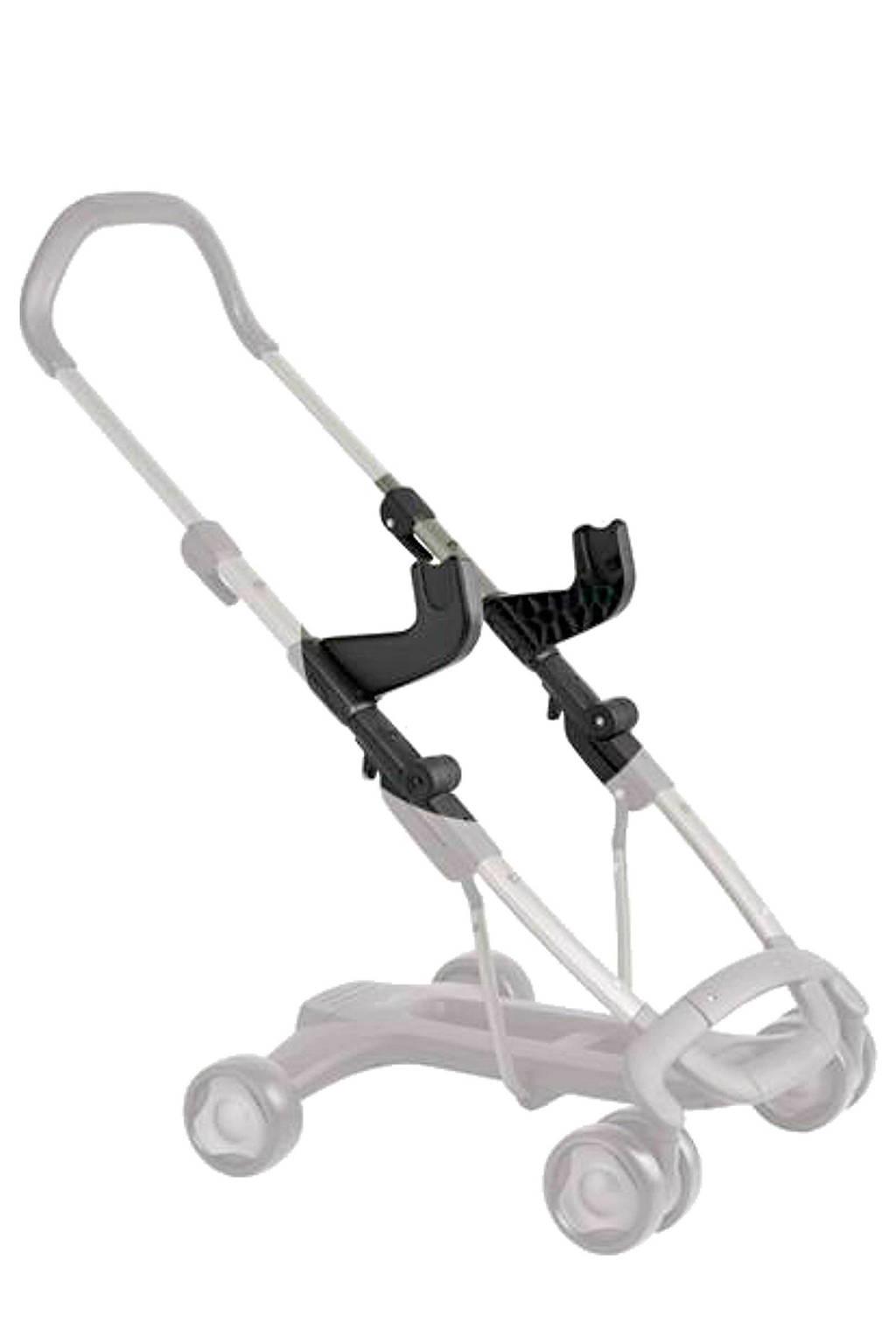 Nuna autostoel adapter, Wit