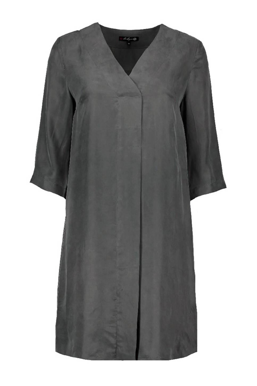 La Ligna jurk, Olijfgroen
