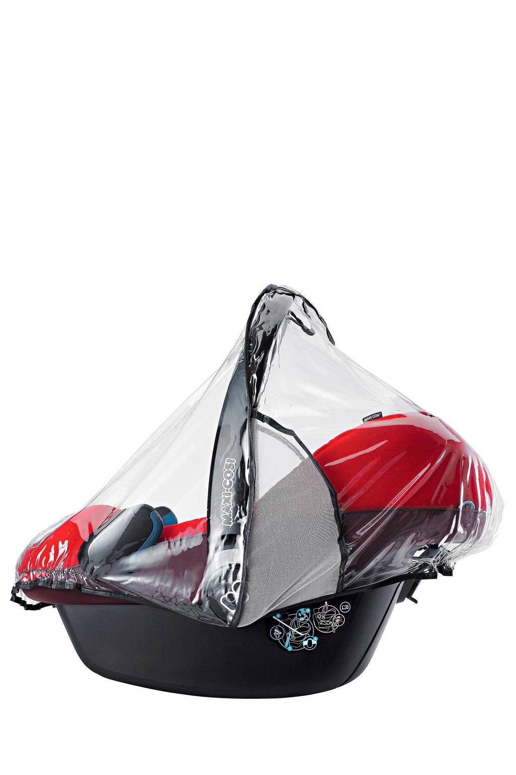 Maxi-Cosi autostoeltje groep 0+ regenhoes, Transparant