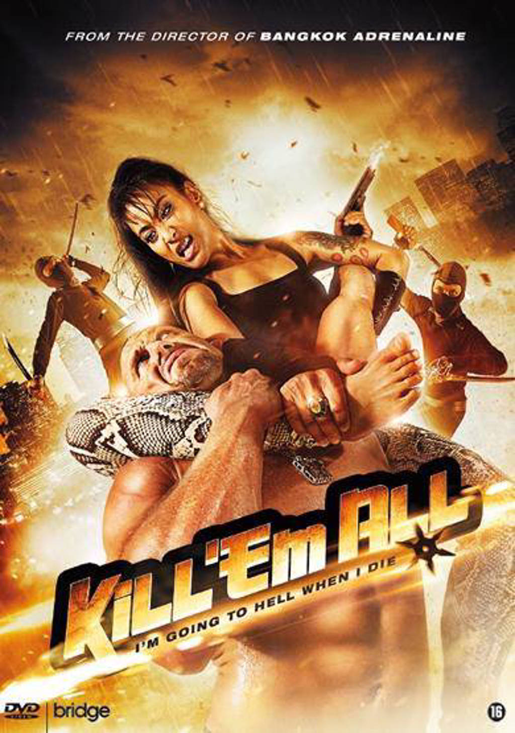 Kill em all (DVD)