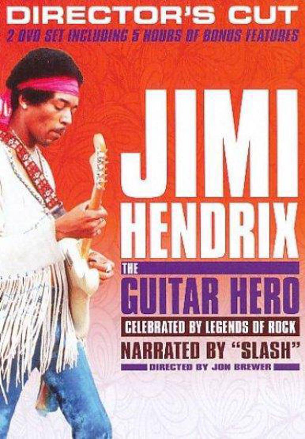 Jimi Hendrix - The Guitar Hero (DVD)