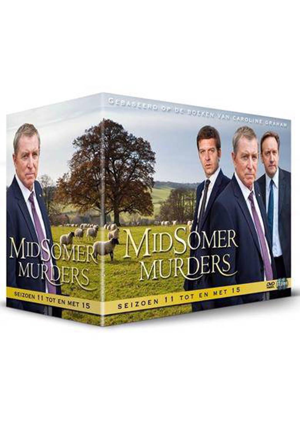 Midsomer murders - Seizoen 11-15 (DVD)