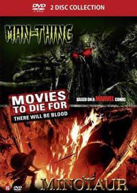 Man thing/Minotaur (DVD)