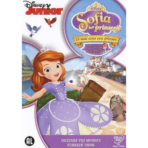 Sofia het prinsesje - Er was eens een prinses (DVD) kopen