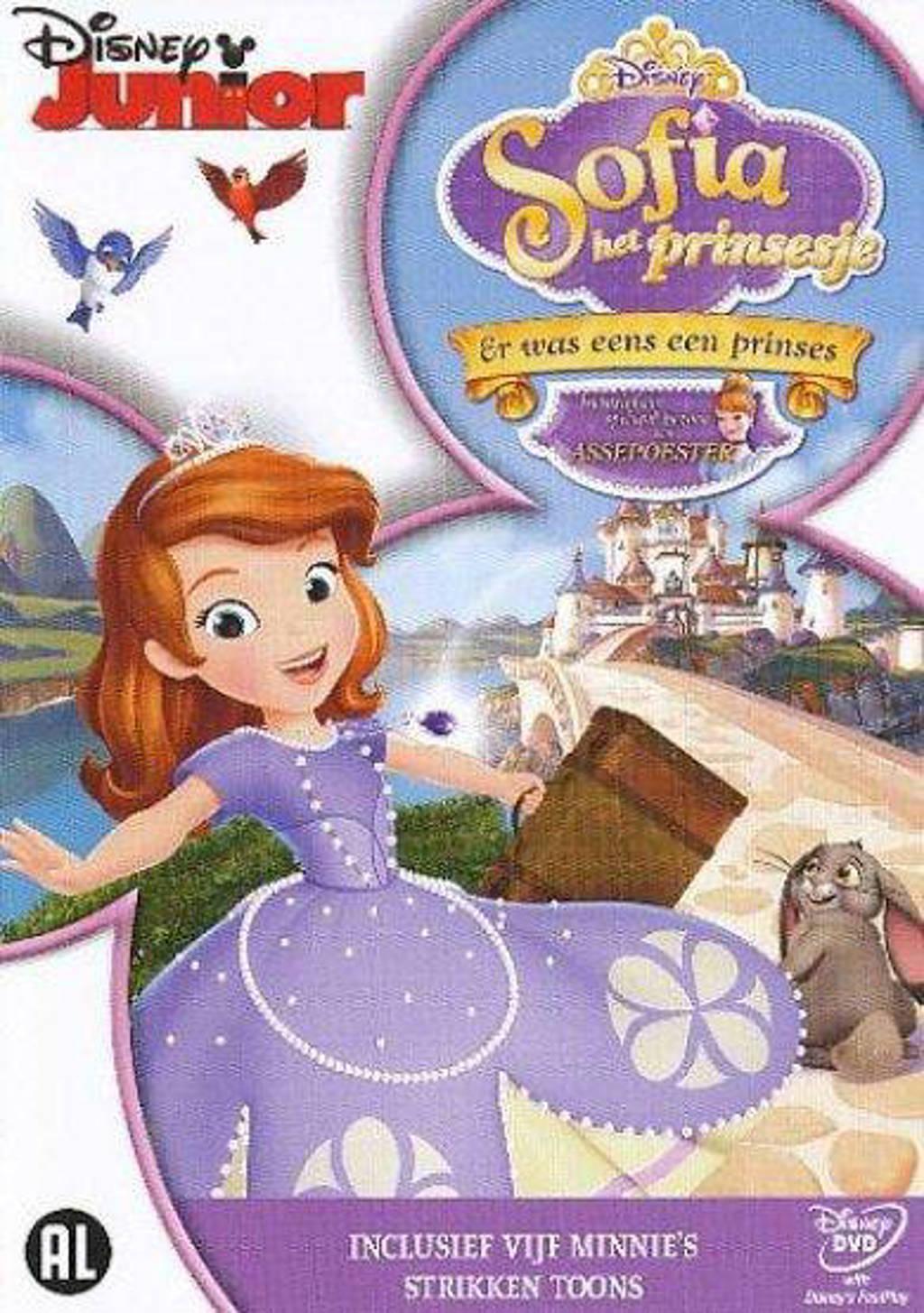 Sofia het prinsesje - Er was eens een prinses (DVD)