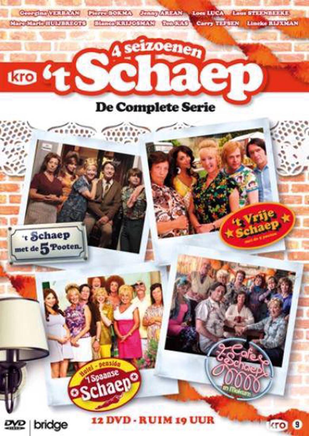 Schaep verzamelbox (DVD)