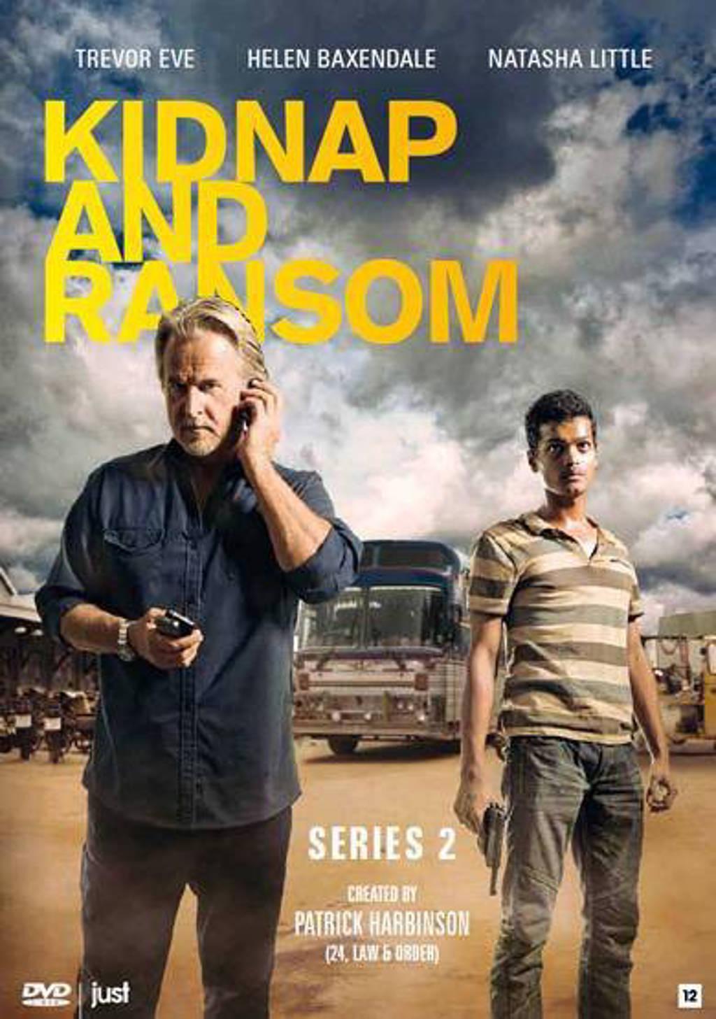 Kidnap and ransom - Seizoen 2 (DVD)