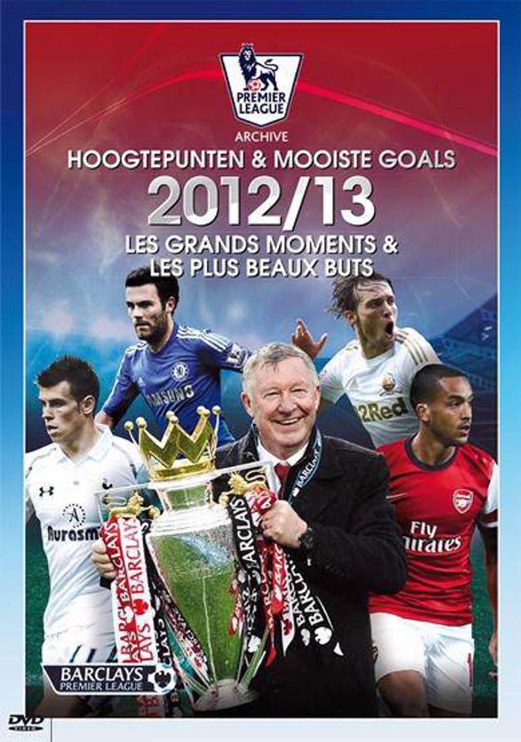 Premier league 2012-2013 (DVD)