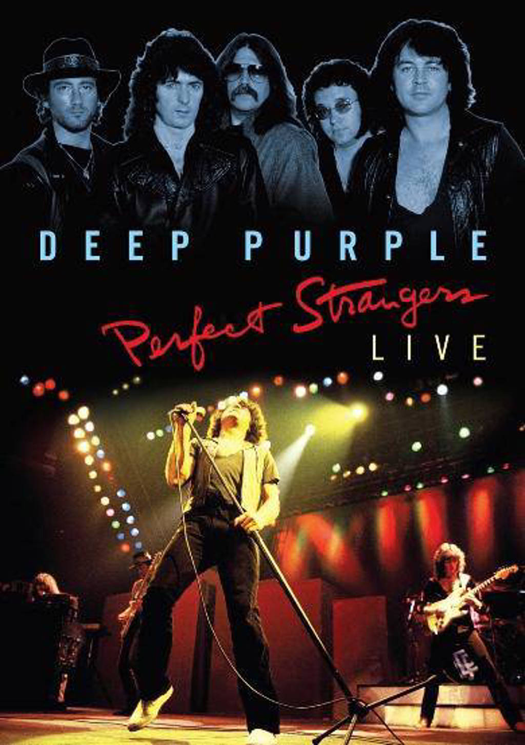 Deep Purple - Perfect Strangers - Live (DVD)