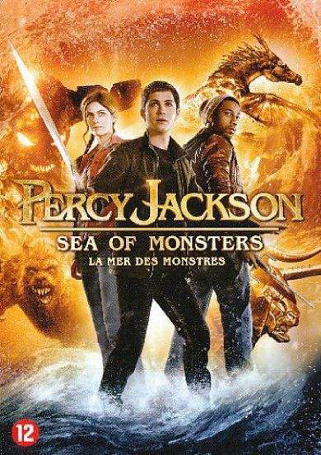 Percy Jackson - Sea of monsters (DVD)