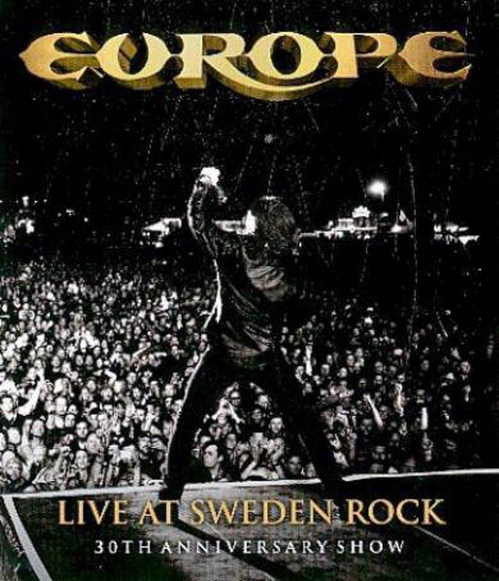 Europe - Live At Sweden Rock (Blu-ray)