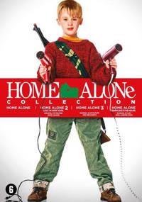 Home Alone 1 - 4 (DVD)