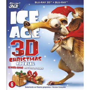 Iceage - Christmas special (2D + 3D) (Blu-ray)